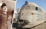 بالصور وبشرى سارة للمصريين..عودة قطار الملك فاروق للعمل بعد توقفه لأكثر من 65 عاما