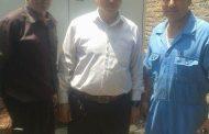 وداعا لانقطاع الكهرباء في ابوصير مركز سمنود .......غربية