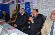 محافظ الغربية يكرم آسر الشهداء بشهادات أمان المصريين