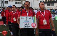 بالصور.. نجاح كبير لحفل افتتاح بطولة امّم افريقيا للميني فوتبول في ليبيا