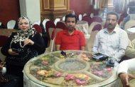 السداوى '' يكرم هيئة سفراء السلام بمصر