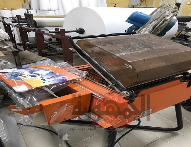 ضبط مصنع لإنتاج وتعبئة مناديل ورقية مكتوبا عليها 150 ورقة ، بينما تحتوي فعليا على 40 ورقة بالكويت