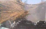إزالة 16 حالة تعدى على الأراضى الزراعية فى حملة مكبرة بسوهاج