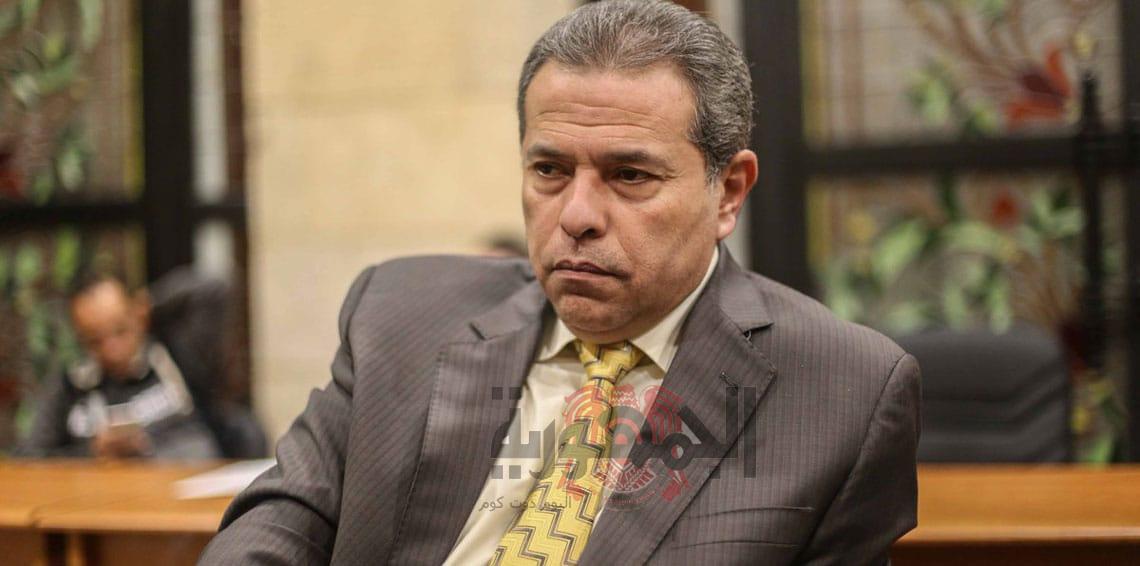 القبض على الإعلامى توفيق عكاشة ب 3 احكام نهائية وترحيلة للسجن لتنفيذ العقوبة
