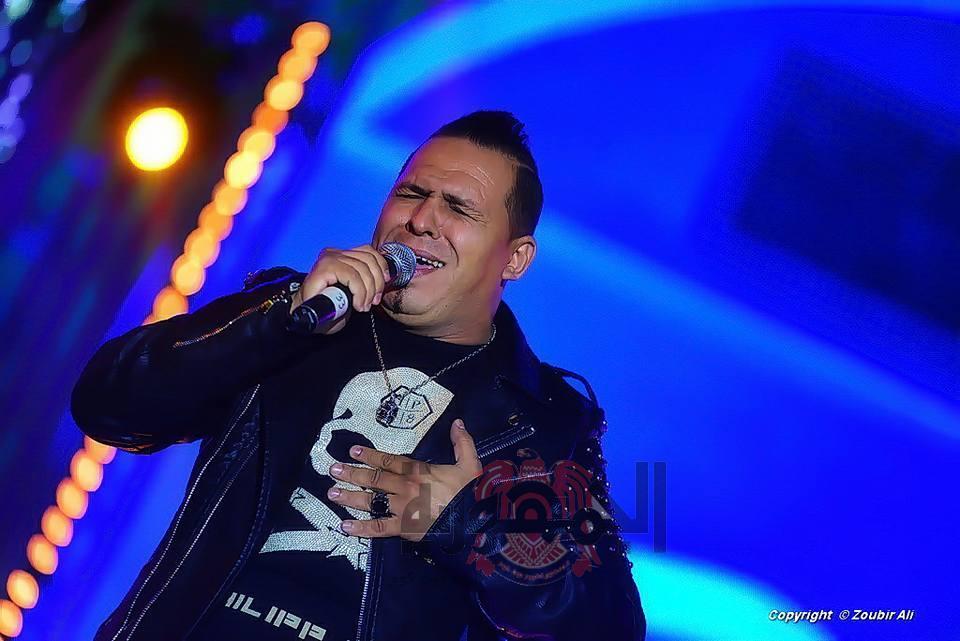 ملك الراي المغربي الفنان
