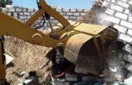 إزالة 7 تعديات فى حملة مكبرة علي الإراضي الزراعية بسوهاج