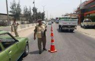 حملات مرورية داخل وخارج مدينة المحلة الكبري.... بالغربية
