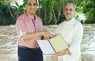 بروتوكول تعاون بين إتحاد الاعلاميين العرب و اتحاد الإعلام الإلكتروني الكويتي
