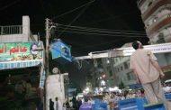 حملات مكبرة لرفع الإشغالات من الشوارع الرئيسية بمدينة الزقازيق