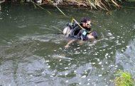 غرق طالب الاعدادية أثناء استحمامه بترعة الزوامل بلبيس - شرقية