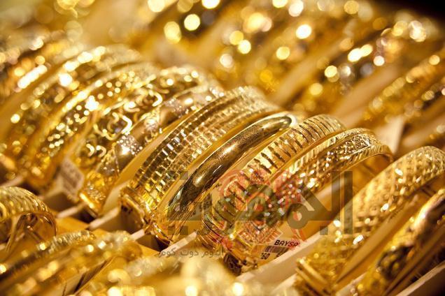 سعر الذهب  في السوق اليوم  الاحد 13-5-2018