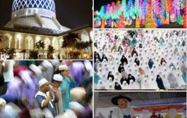 شاهد بالصور .. اهم الطقوس الرمضانية في ماليزيا