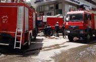 الحماية المدنية تسيطر على حريق بمنطقة بناحية كفر يوسف سلامة الزقازيق- شرقية