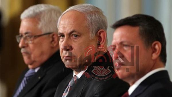 شاهد بالفيديو.. مؤامرة إسرائيل لاسقاط  ملك الأردن على مسمع مرآى من العالم أجمع