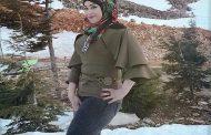 بالصور..... إيناس حمدي تدعم القراء بأحدث الأخبار الفنية الحصرية