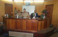 كلية القانون جامعة بنغازي: تحتضن محاكمة صورية لتعريف الطلبة بأحكام القضاء العسكري..