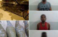 بالصور..القبض على تشكيل عصابي تخصص في سرقة سيارات ببنغازي - ليبيا