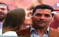 قبلة روسية تسببت في نقل مذيع مصري للمستشفي ..كأس العالم2018