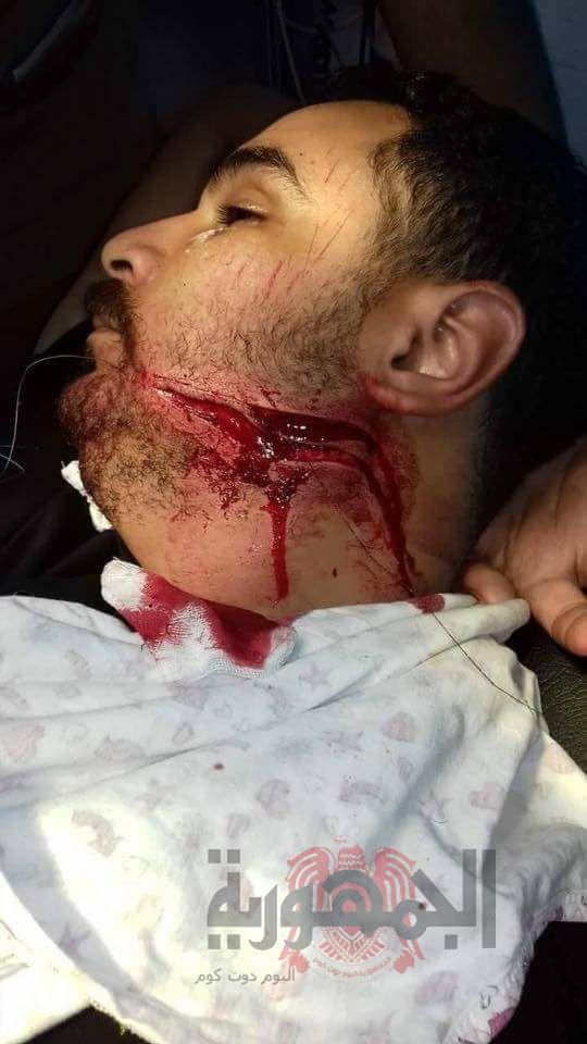 بلطجي يذبح مواطن غدرا بمنطقة على ابن ابي طالب - بورسعيد