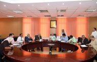 ٢٢ برلماني شرقاوي في لقاء مع المحافظ لإستعراض وحل مشاكل المواطنين