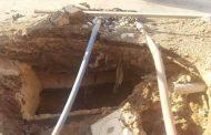 محافظ الغربية يقرر عمل دراسة لحل مشكلة الصرف الصحي بمحلة ابوعلي