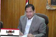 محافظة الغربية ... صرف كرسي طبي لسيدة في حادث مارى جرجس الارهابي
