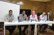 خطورة مواقع التواصل علي الامن القومي في اعلام طنطا الغربية