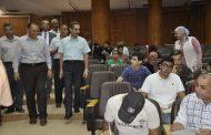 تنسيق جامعة قناة السويس يستقبل 250 طالبا وطالبة في اليوم الثاني من بدء المرحلة الأولى من التنسيق.