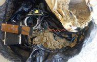 رفع عبوة ناسفة وهمية بمدينة البيضاء - ليبيا