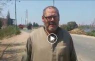 كارثة بالفيديو...رئيس مدينة سمنود يرفض مقابلة مواطن يستغيث به من تكرار حوادث الموت والتفاصيل..
