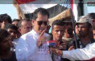حركة الأيادي البيضاء الجنوبية توجة رسائل هامة لحفظ دماء اليمنيين شمالاً وجنوباً