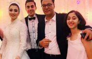 الجمهورية اليوم وهيئة مكتب سفراء السلام بمصر ''يتقدمان بتهنئة الزميل عصام المحلاوى بمناسبة زفاف نجلته الآنسة ساره