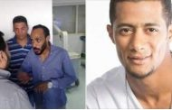 شقيق محمد رمضان يتبرع لصالح مستشفى كفر الزيات